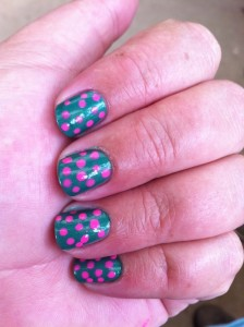 Dotty - I love these colours