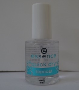 Essence Quick Dry Top Coat