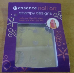 Stampy Designs - the image plates
