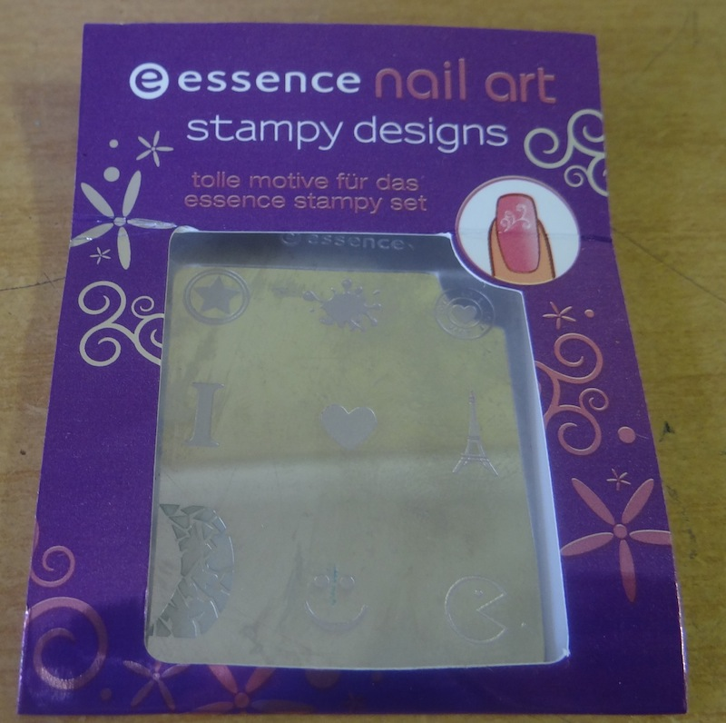 Essence Stampy Set And Stampy Designs Ordinarymisfit