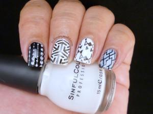 SC - Black n White