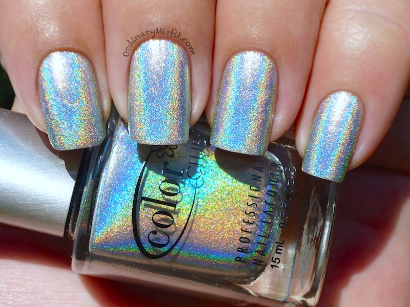 Color Club - Harp on it