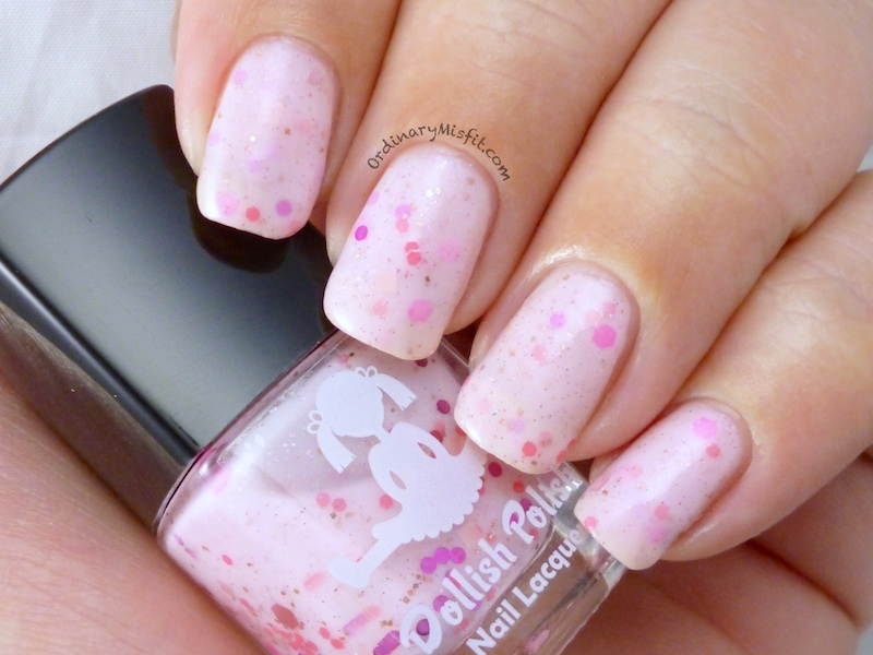 Dollish Polish - It's so fluffy, I'm gonna die