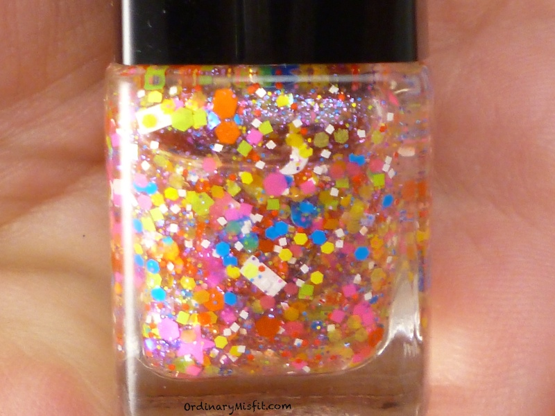Dollish Polish - a unicorn farted in my polish bottle