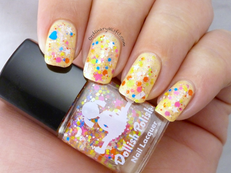 Dollish Polish - a unicorn farted in my polish