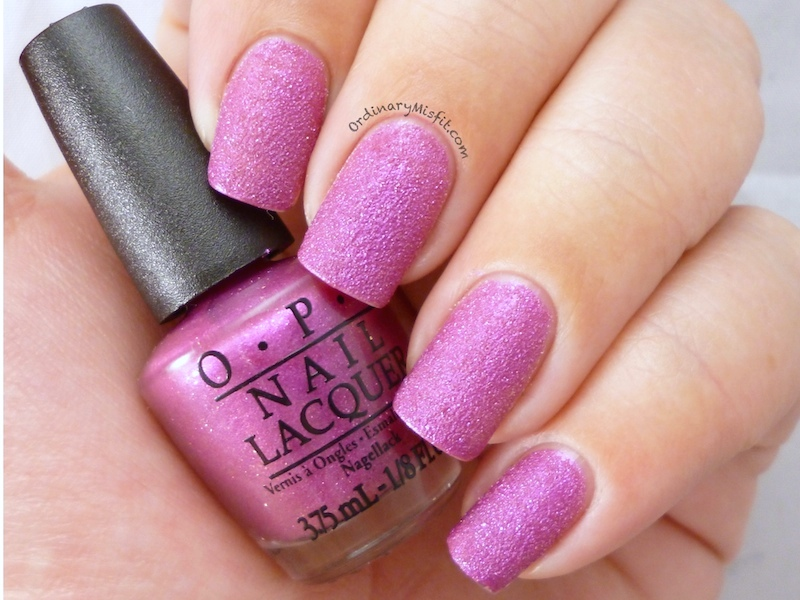 OPI - Samba-dy loves purple