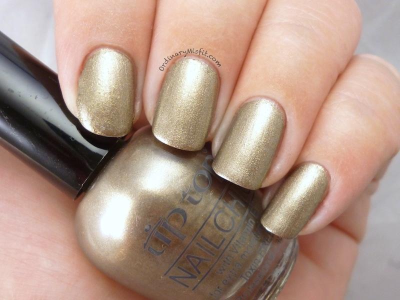 Tip Top - 18 carat bling fling