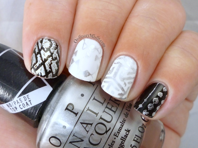 OPI - Push and shove