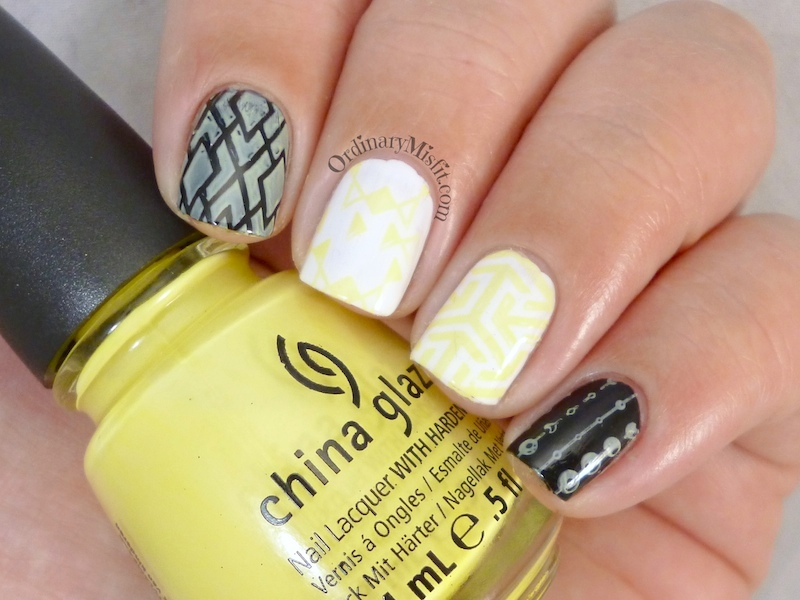 China Glaze - Lemon fizz
