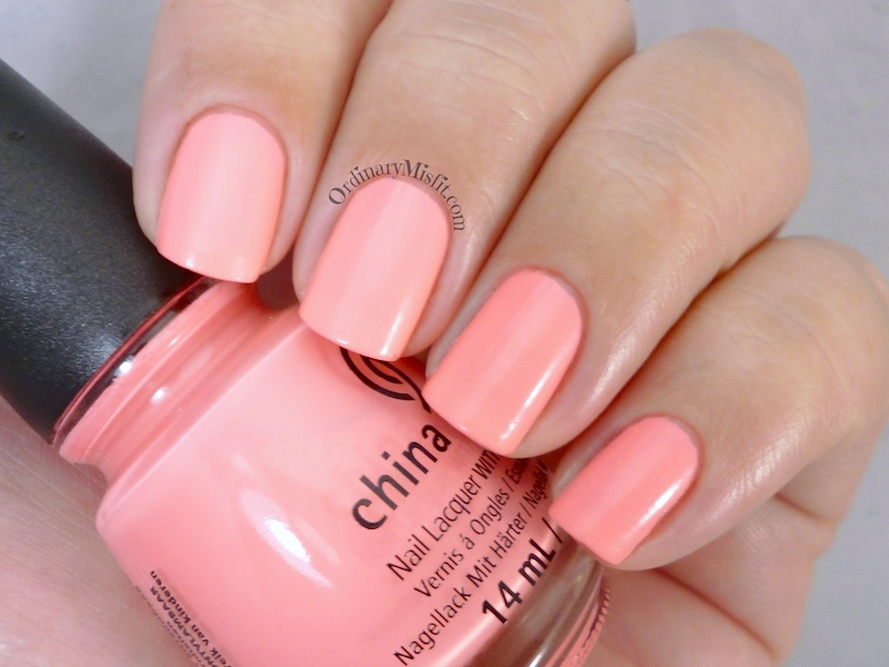 China Glaze - Neon & on & on