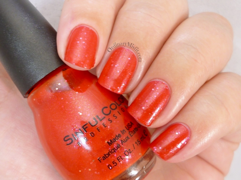 Sinful Colors - Embers only 2