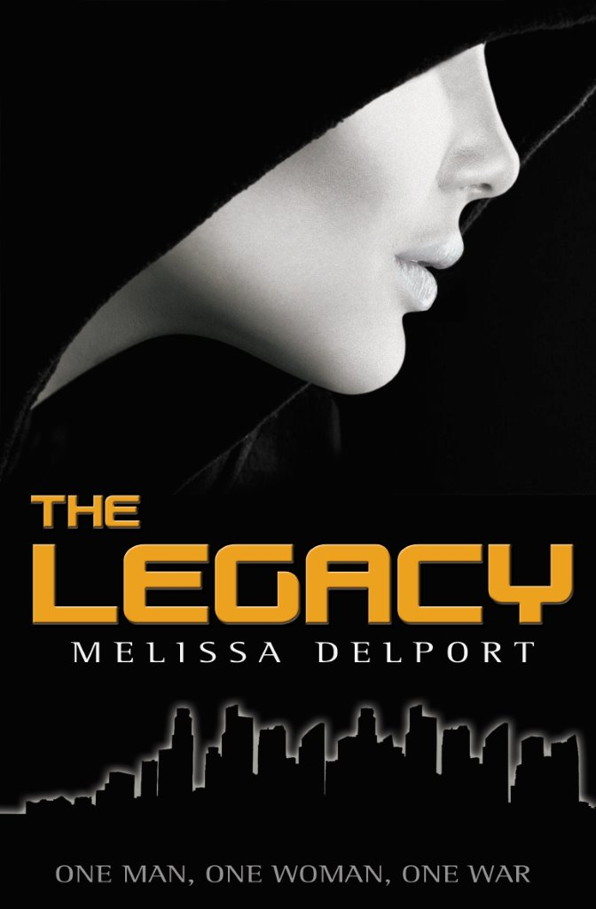 Cover - The Legacy