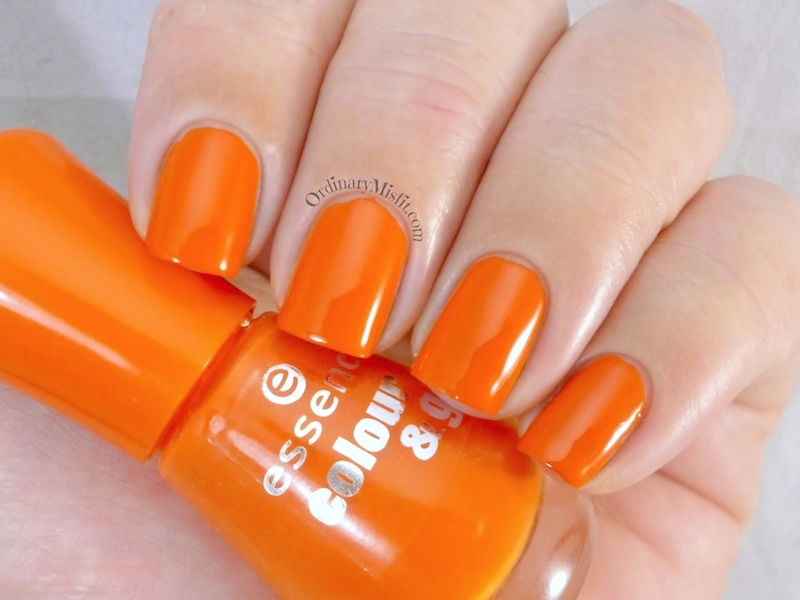 Essence - Flashy pumpkin