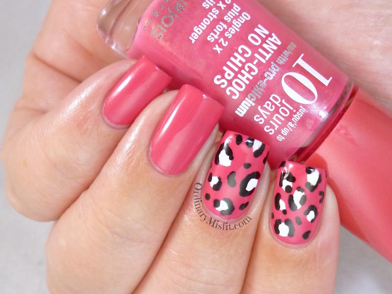 Pink and leopard print 3