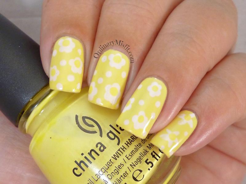 Yellow flowers...ish 2