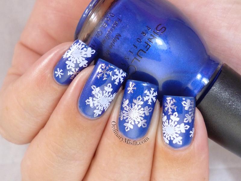 Wintery Snowflakes 2