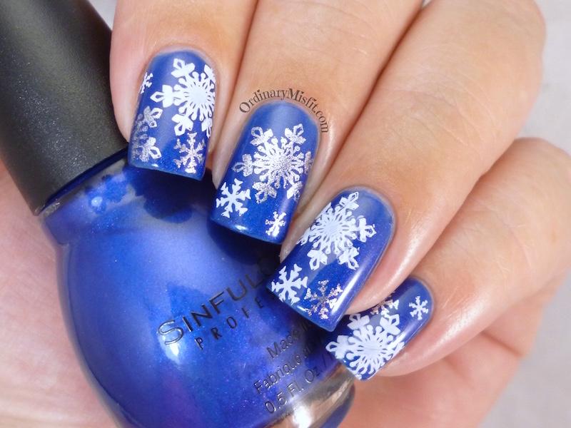 Wintery Snowflakes