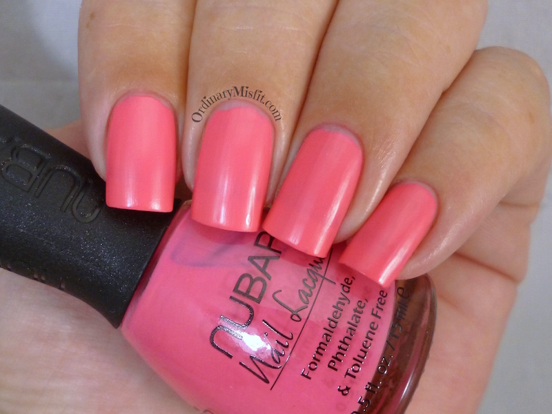 Nubar - Hot fucshia