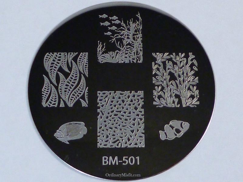 Bundle Monster Sunkissed BM501