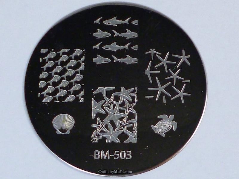 Bundle Monster Sunkissed BM503