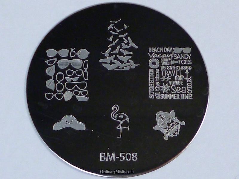 Bundle Monster Sunkissed BM508