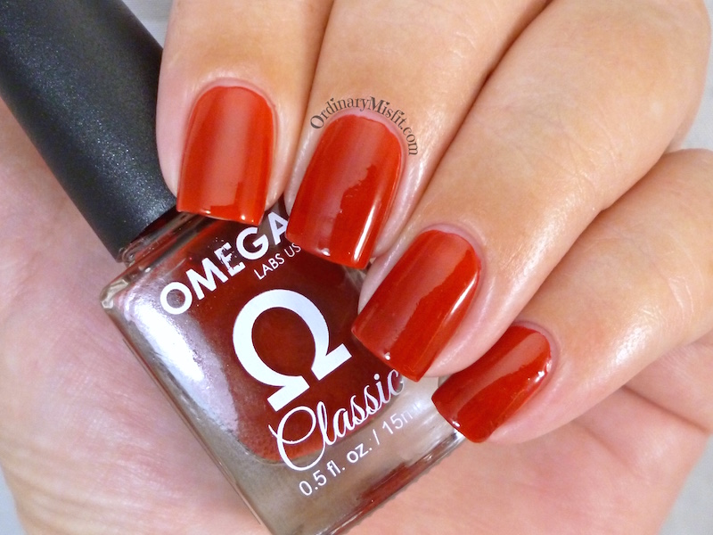 Omega - Crimson Rose 2