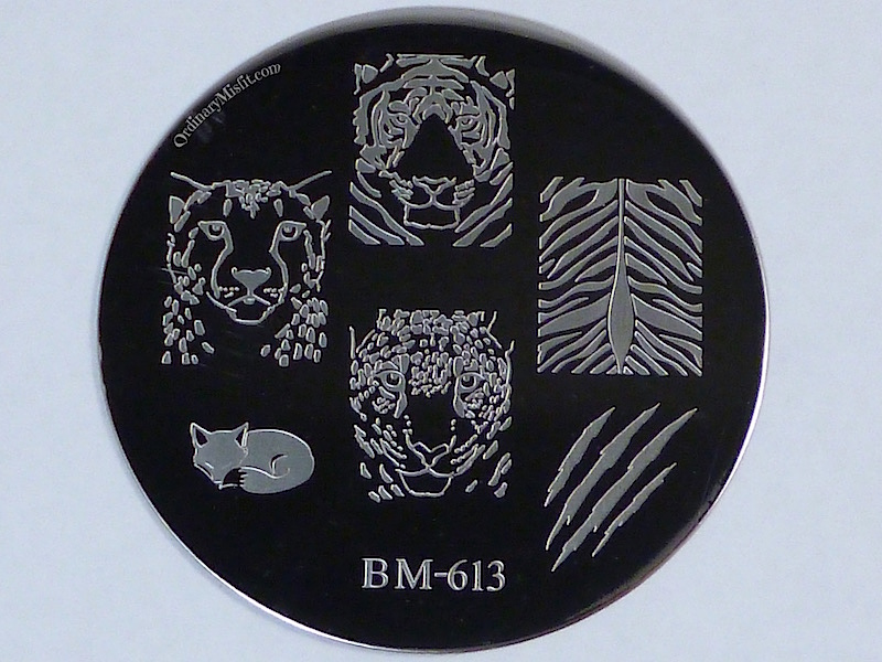 Bundle Monster 'Create Your Own' 2014 stamping plates BM613
