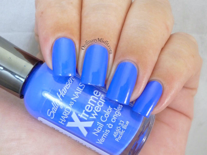 Sally Hansen - Pacific Blue (old)