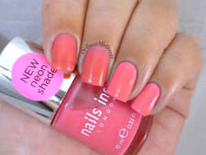 Nails Inc - Notting Hill Gate nail polish swatch
