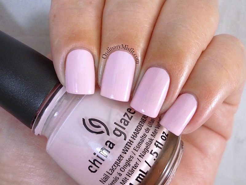 China Glaze - Something sweet