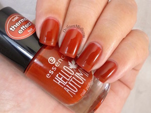 Essence - Beauti-fall red cold