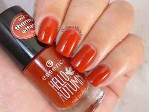 Essence - Beauti-fall red hot