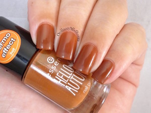 Essence - Meet my pumpkin cold