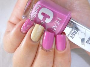 Hean City Fashion #150 with nail art 2