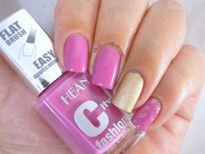Hean City Fashion #150 with nail art