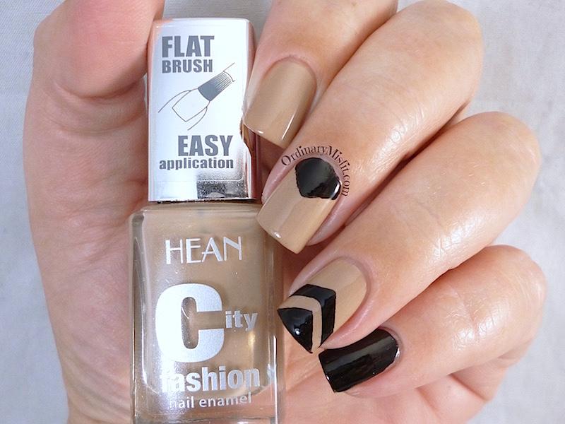 Hean City Fashion #192 with nail art