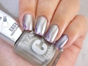 Hean City Fashion #61 with nail art
