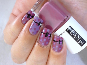 Hean Summer Collection #234 with nail art