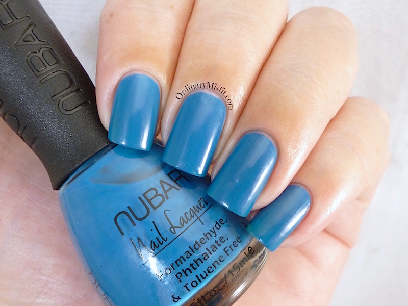 Nubar - Hot blue