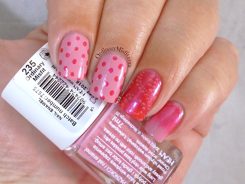 Ordinary Misfit and Michelle nail art 5
