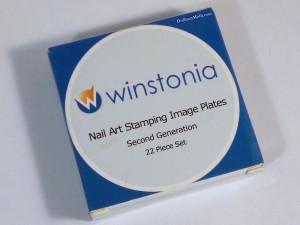 Winstonia 2nd Gen stamping plates
