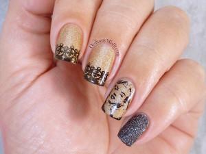 Born Pretty Store Stamping PLate BP L016 nail art