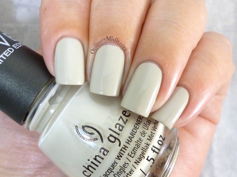 China Glaze - Five rules