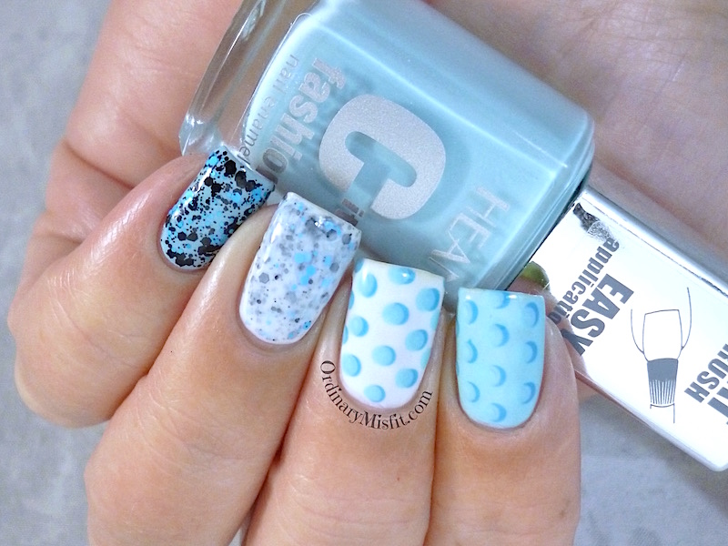 Hean City Fashion #174 with nail art