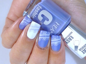Hean City Fashion #197 with nail art