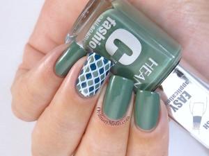 Hean City Fashion #200 with nail art