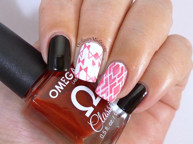 Omega - Crimson rose