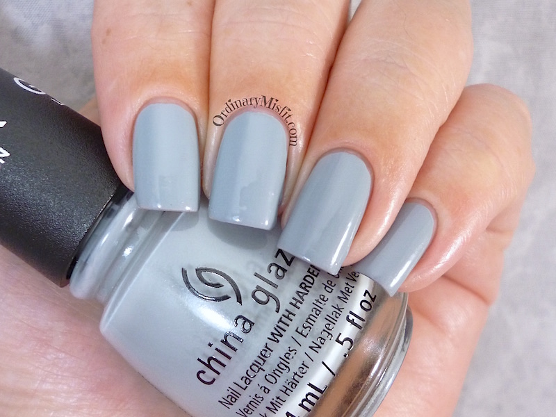 China Glaze - Intelligence, Integrity & Courage