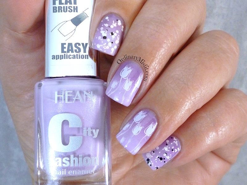 Hean City Fashion #176 with nail art 2
