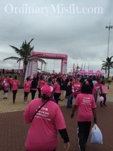 PnP Women's walk